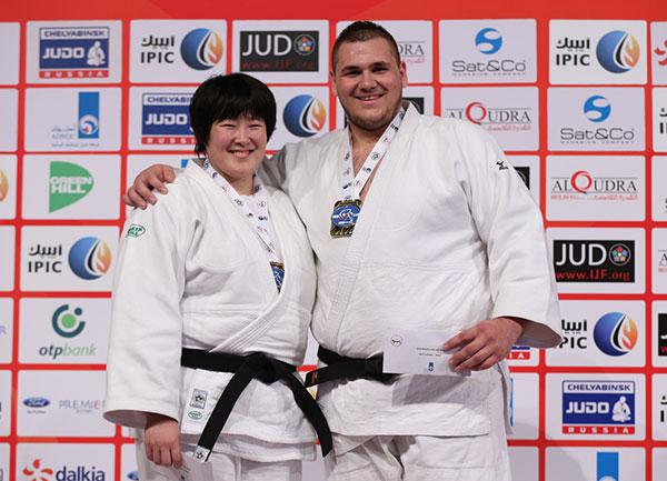 Daniel Natea, printre cei mai buni sportivi din lume. Sibianul participă în această săptămână la Campionatul Mondial de Judo din Kazahstan