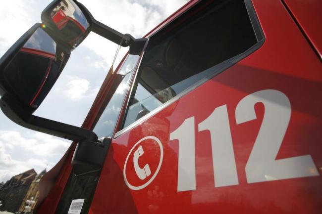 masina pompieri 112