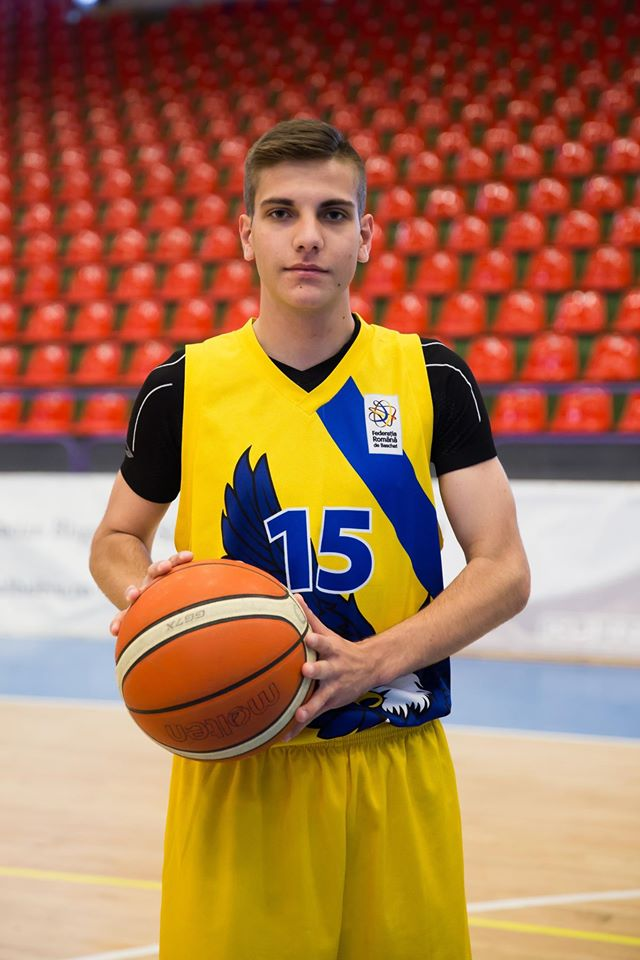 Baschetbalistul Victor Bogdan, locul 3 în clasamentul mondial