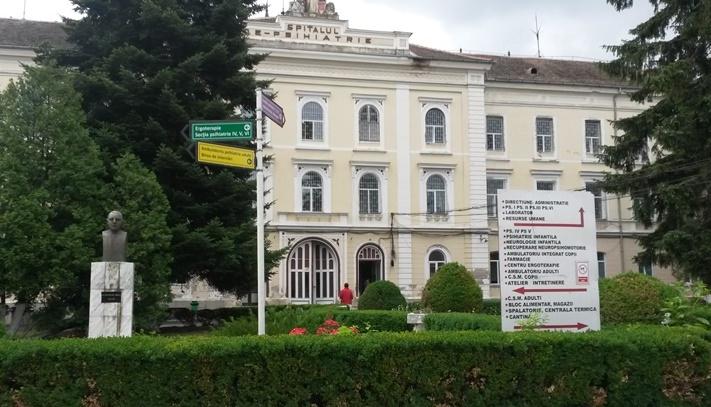 Spital Psihiatrie Sibiu