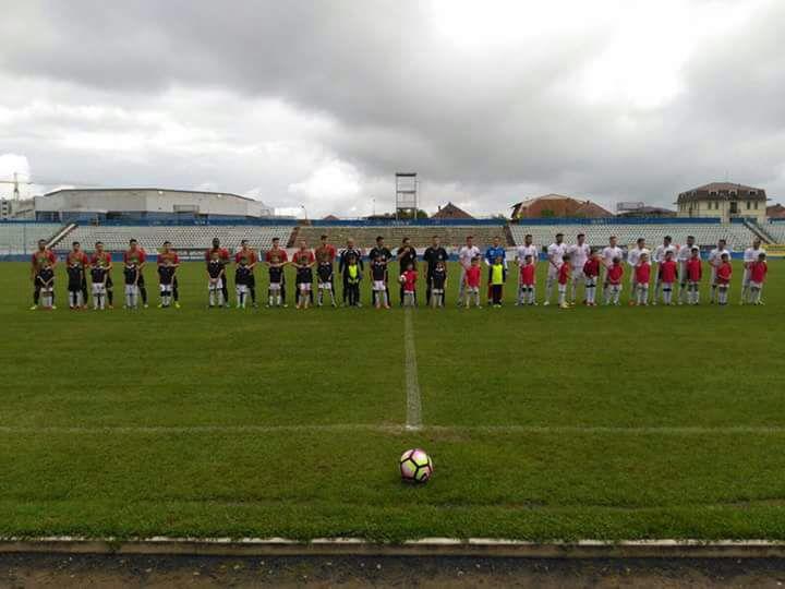 VIDEO: Carmen Iohannis, în tribună la meciul FC Hermannstadt - Sănătatea Cluj