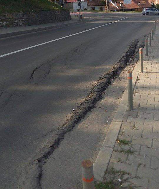 PSD critica dur starea drumurilor din Medias