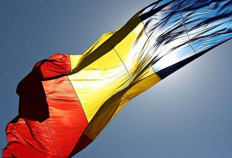 La mulți ani, Drapel Național!