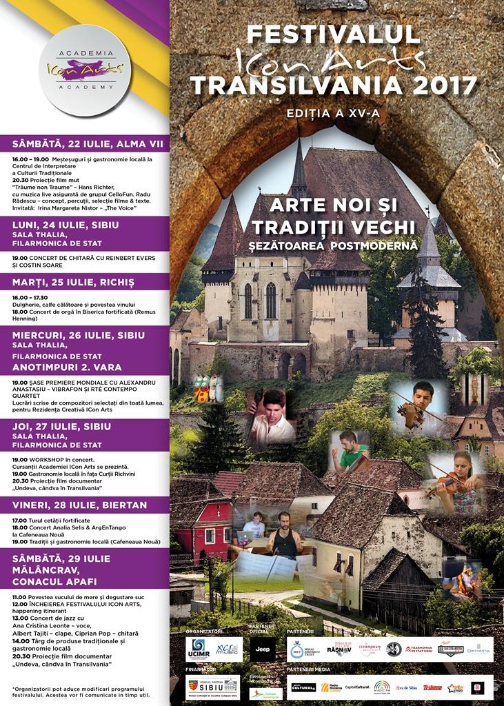 ICon Arts Transilvania