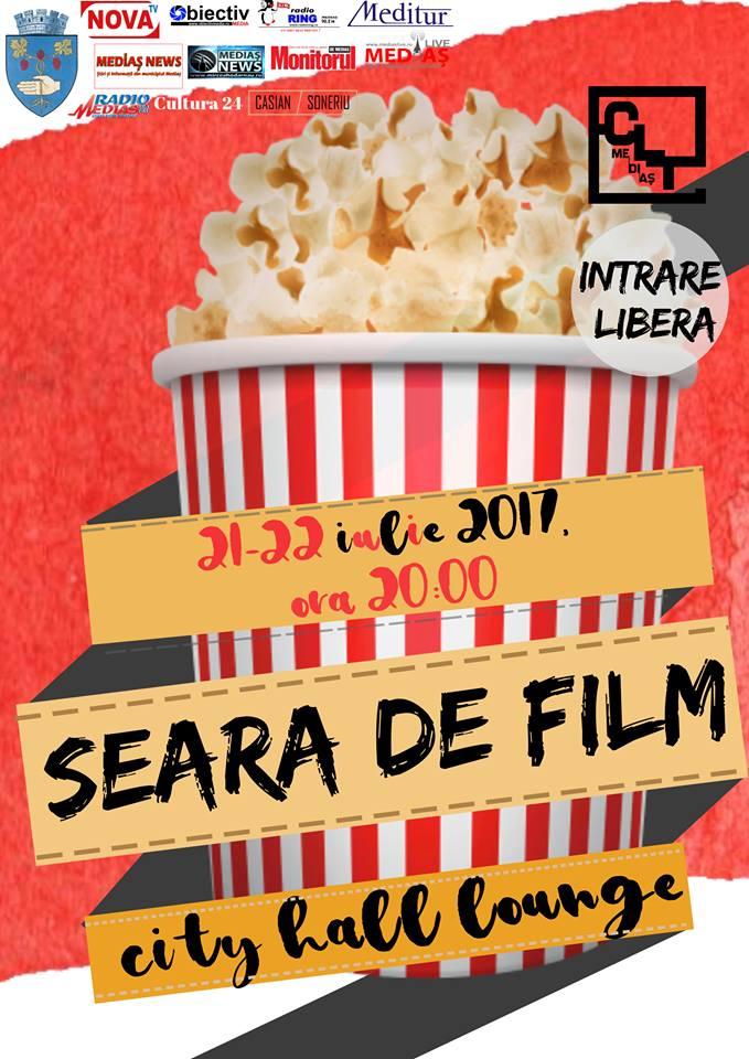 Tinerii din Medias invitati la film