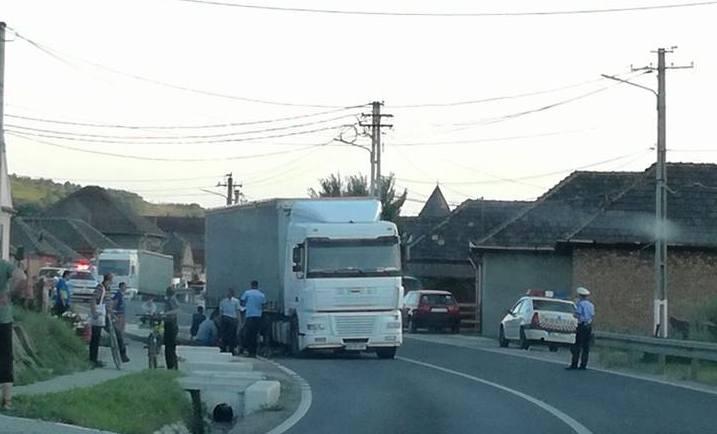 Facebook/Info Trafic Jud. Sibiu