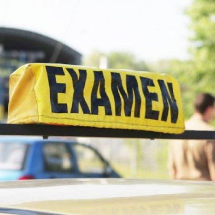 Proba practică a examenului auto, filmată și la Sibiu/ VEZI VIDEO
