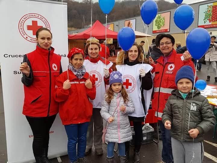 Campanie inceput scoala Crucea Rosie Medias