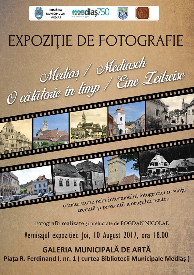 Expozitie fotografie Medias
