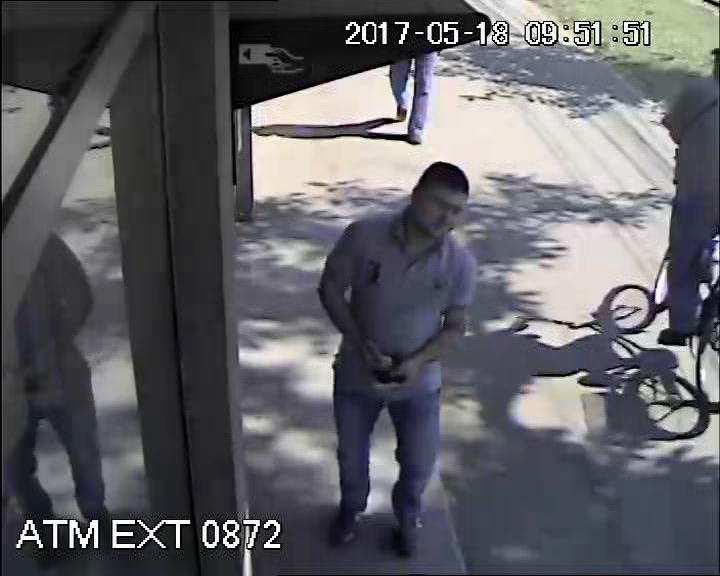 furt de la bancomat