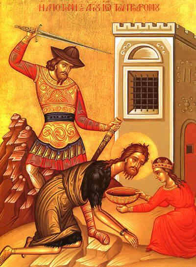 Taierea Capului Sf.Ioan