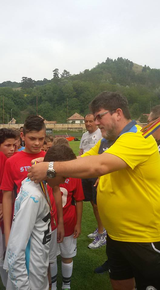 Desfasurare Cupa Ioan Aloman la fotbal