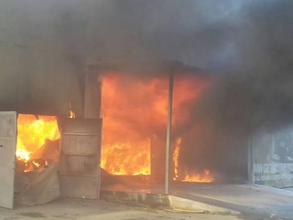 Incendiu Orastie