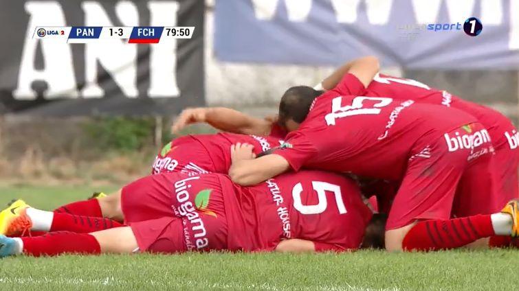 Pandurii - FC Hermannstadt 1-3