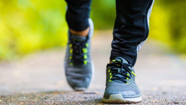 Plimbare pe jos