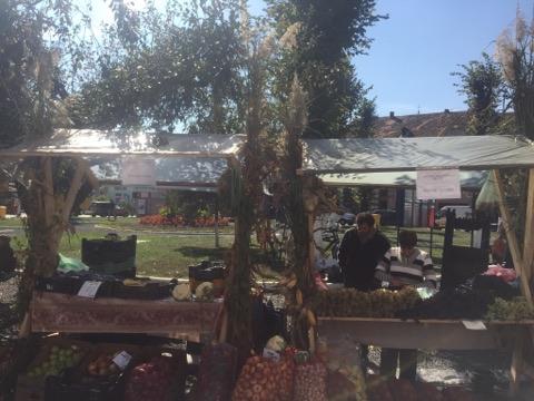 Petrecere la Dumbraveni de Ziua Fermierului si Festivalul Toamnei