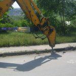 Se reabiliteaza apa si canalul pe strada Castanilor din Medias