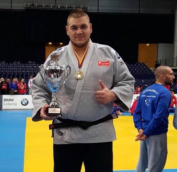 Contul oficial de Facebook al celui mai bun judokan Roman