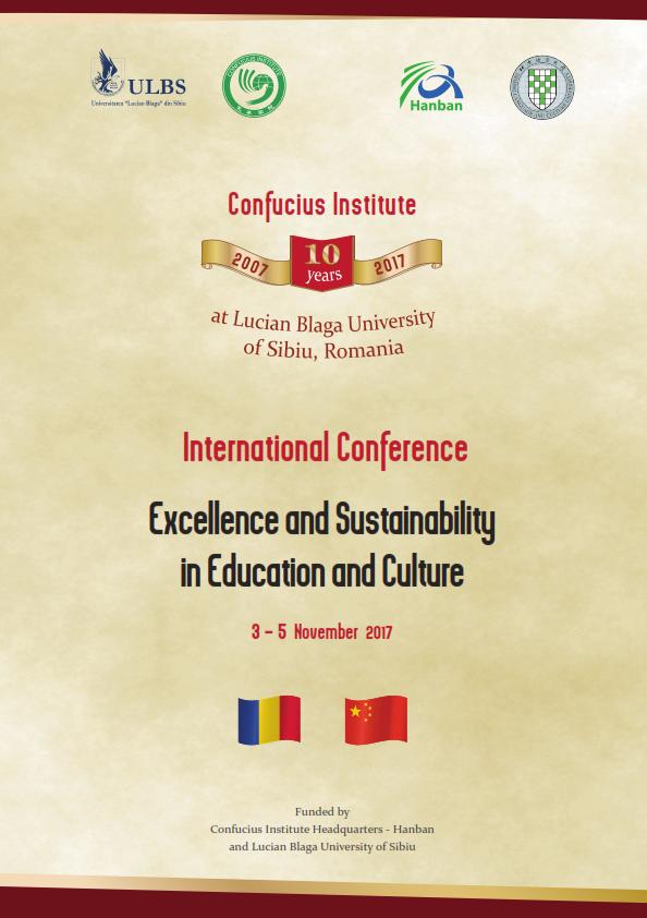 ULBS program Confucius 10 ani