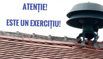 exercitiu alarmare