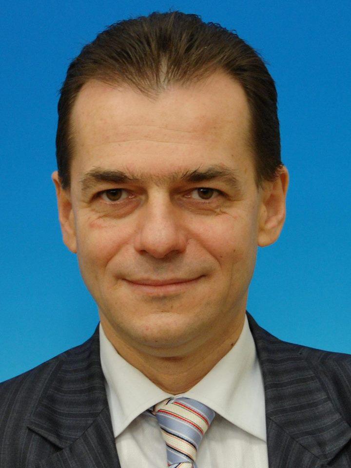 Ludovic Orban proteste