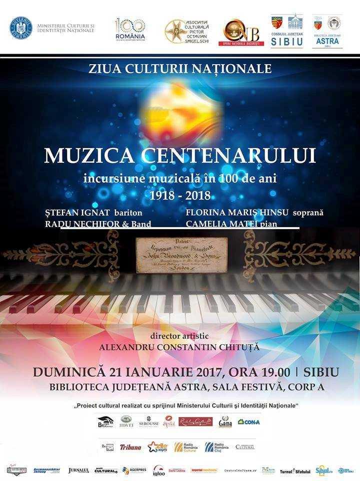 Anul Centenar la Sibiu