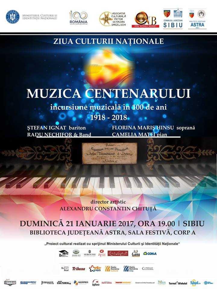 Ziua Culturii Nationale Sibiu
