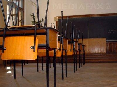 Școli închise în Sibiu din cauza ninsorilor