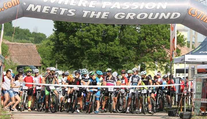 Competitie de Mountainbike la Blajel
